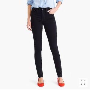 "J.Crew Factory 10"" Highest Rise Skinny Jean"